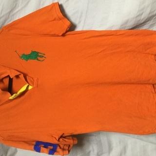 ラルフローレン XL オレンジ