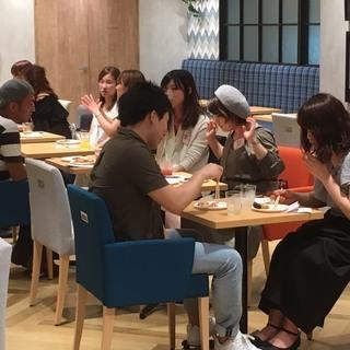■大阪で素敵な人と出会うなら…街コン・婚活パーティーのシャンクレー...