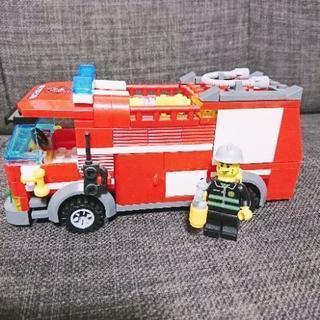 消防車/レゴ互換性