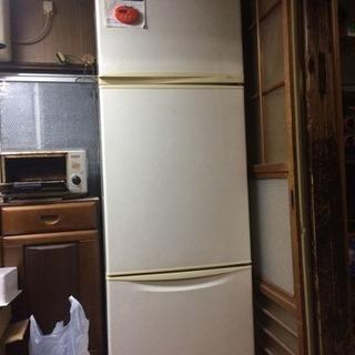 冷蔵庫 335L