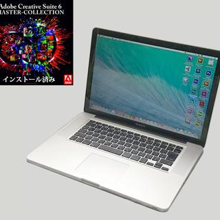【極美品】MacBookPro Corei7 3.6GHz Ado...