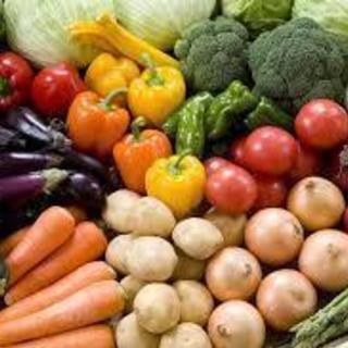 野菜の裏側