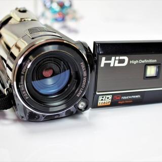 デジタルビデオカメラ HD 1080P 30FPS ワイヤレスカ...