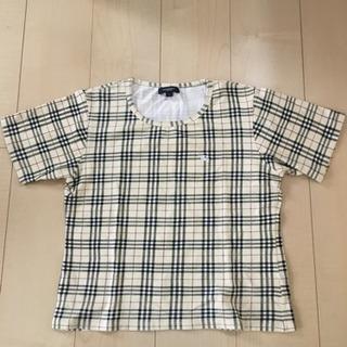 【中古】バーバリー Tシャツ