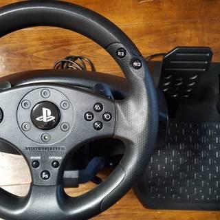 PS4 PS3 ハンコン T80 スラストマスター