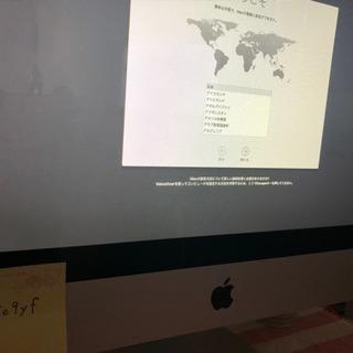 iMac デスクトップ