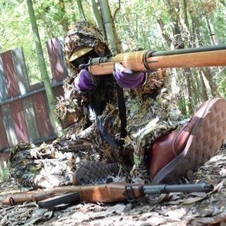 三八式歩兵銃 エアーコッキングガン KTW製