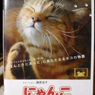 「にゃんこTHE MOVIE」DVD