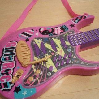 アイカツ おもちゃギター