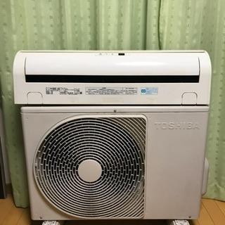 ㊗️残暑お見舞い第4弾‼️12畳まで❗️取付込❗️TOSHIBA...