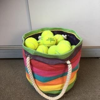 中古テニスボール50個