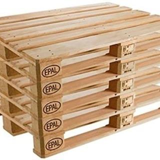 木製パレットが、欲しいです