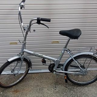 【配達相談可】 折りたたみ自転車♪