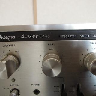 onkyo integra A-733nⅡ/130 (プリメイン...