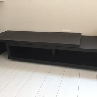 フランフラン テレビ台 黒