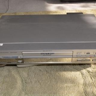 Panasonic HDD DVDレコーダー ジャンク