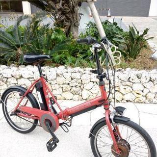 電動アシスト自転車(エネループバイク CY-SPJ220)
