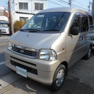 平成14年式 ダイハツ アトレーワゴン CX ハイルーフ 走行5...
