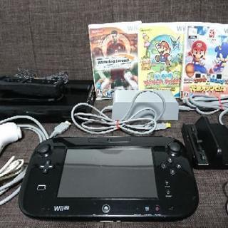 WiiU/すぐに遊べるソフト3本セット