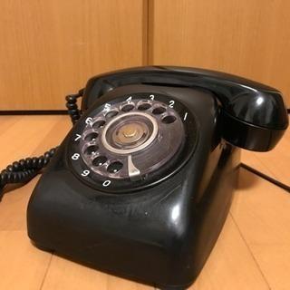 黒電話 600-A2 【訳あり】