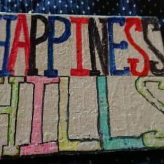 🇬🇧ブリティッシュHR&HMバンド 『HAPPINESS∞HILL...