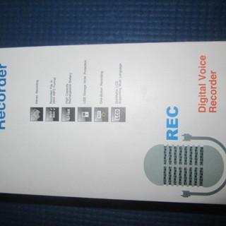 ICレコーダー 録音機 8GB ボイスレコーダー  超小型 高音質...
