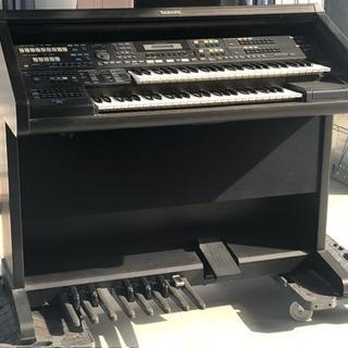 無料で!テクニトーン エレクトーン 電子オルガン 電子ピアノ