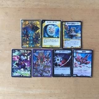 デュエマ 光・闇有力カード+カード110枚