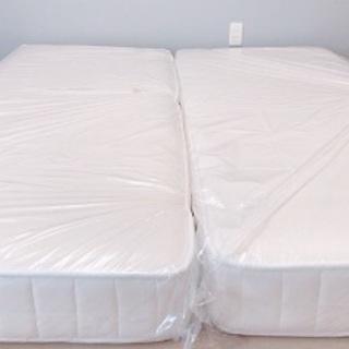 【再値下げ】無印良品 ベッド用マットレス クイーンサイズ