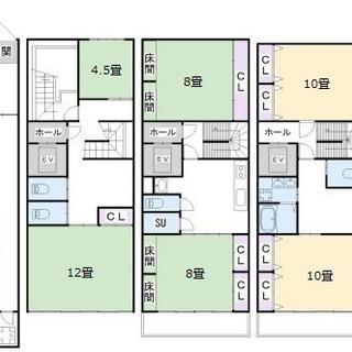 (七条通)2億3千万円 ゲストハウス 営業中 売ります。