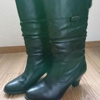★ミドルブーツ 黒 Mサイズ★