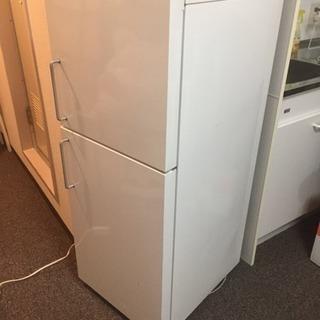 オシャレな無印良品冷蔵庫 137L