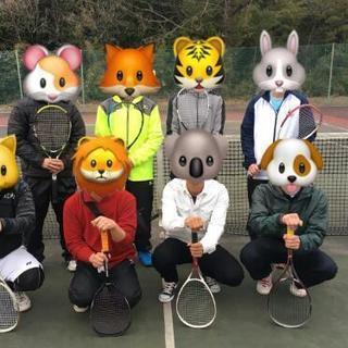 毎週開催!初心者歓迎!ソフトテニス部です♪