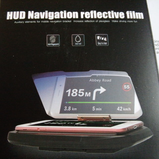 ★《新品未使用品》自動車用 ヘッドアップディスプレイ(HUD) ...