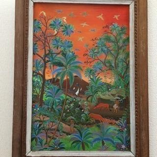 南国風景画