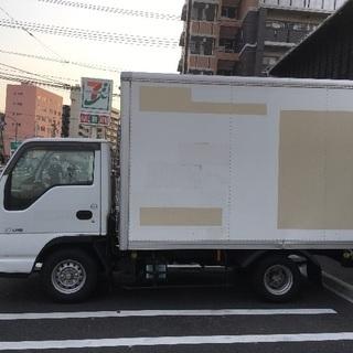 激安引越し、1.5ドン箱式トラック8000円から 不用品の回収、...