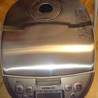 HITACHI 1升炊き炊飯器★お値下げしました★