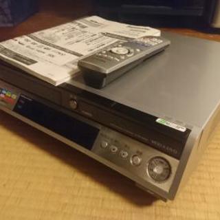 HD付DVD/VHSレコーダー値下げ交渉あり