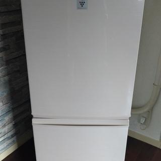 SHARP 2015年式  プラズマクラスタ冷蔵庫