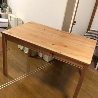 ダイニングテーブル チェア4脚セット