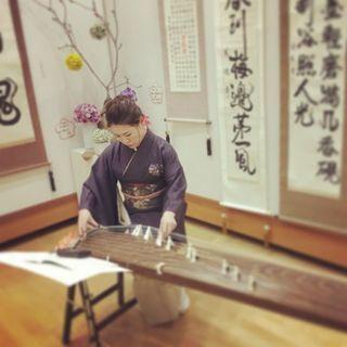 🎵はじめてのお箏(琴)🎵~誰でも簡単に弾ける!