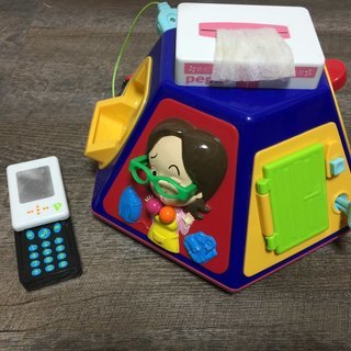 知育玩具 3点セット フィッシャープライス等 - 芦屋市