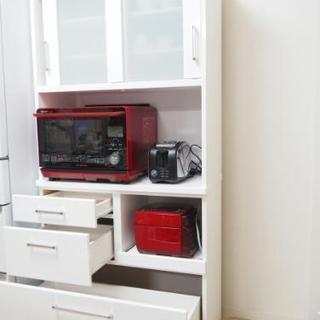 ニトリ 食器棚 (配送料含まず)