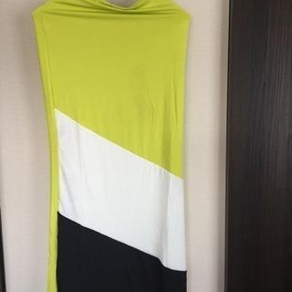 ロングスカート(お持ちのベルトでドレスにもなるそうです