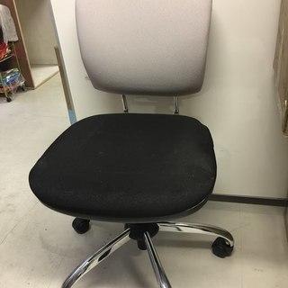 無料 オフィスチェア・事務所用・椅子2個