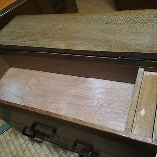 昭和の裁縫箱 - 明石市