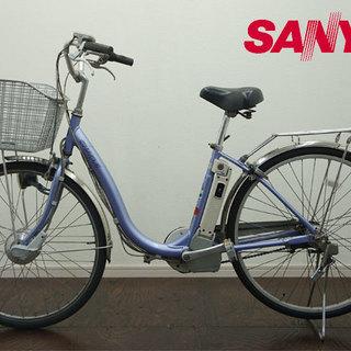 SANYO/サンヨー■ENACLE/エナクル■電動自転車■3段変...