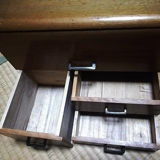 昭和の裁縫箱 - 売ります・あげます