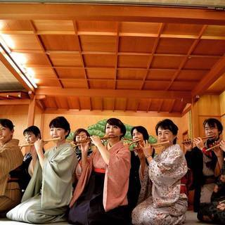 篠笛教室 しのぶえ 心音舎教室(和楽器)