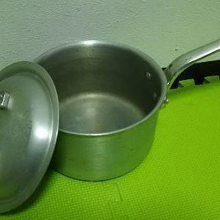 平和アルミ Progarment 18cm鍋